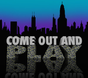 Come Out and Play Nightlife City Skyline Night Life Fun